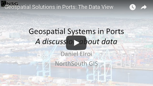 Geospatial Solutions in Ports
