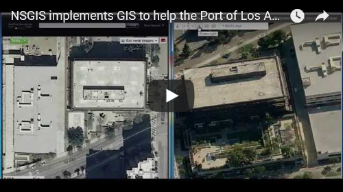 NSGIS Implements GIS Port of Los Angeles