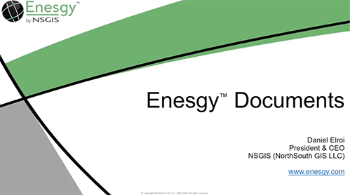 Enesgy Documents